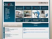 Dewa ZRt. Webdesign