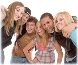 diákok,fiatalok,buli,domain,akció