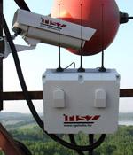 írisz webkamerás megfigyelő rendszer