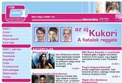 Rádió 1 weboldala