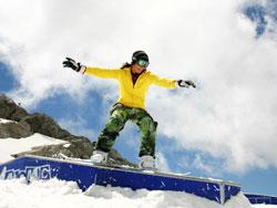 fiatalok,diákok,snowboard,buli,akció,domain