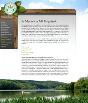 Baranya Megyei Természetbarát Szövetség internetes portál